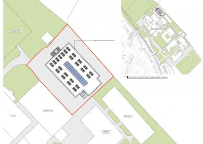 1 Towers School Proposed Site Plan-7950x6558