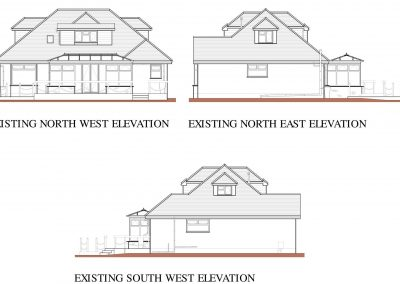 2 Existing Elevations-3960x2607