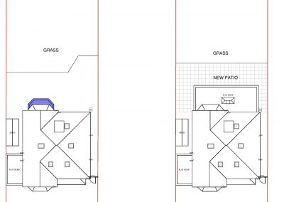 2 Marten Road Existing and Proposed Site Plans-2688x3151