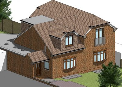 2 Proposed Front View-1285x828