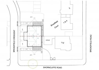 5 Shorncliffe Proposed Site Plan-4961x3508